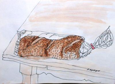 Donna's Art: EDM Challenge #153 also last Sunday  Draw